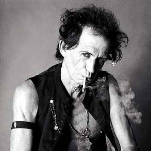 Keith Richards: Guitar hero, but no style icon