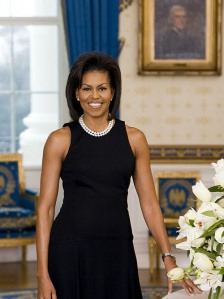 First Lady Michelle Obama is fabulous and age-appropriate