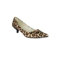 leopard print kitten heel shoes - Kittens Cute And Funny