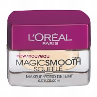 L'Oreal Magic Smooth Souffle foundation