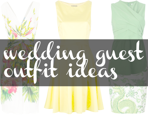 Wedding guest outfit ideas: What to wear to a spring or summer wedding
