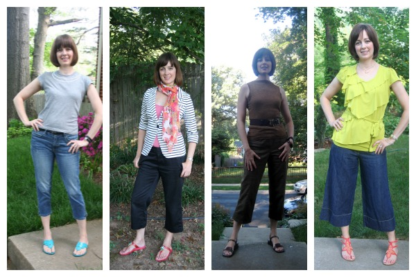 capri pants | Frantic But Fabulous