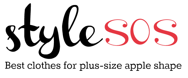 Style SOS: What are the best clothes for a plus size apple shape?