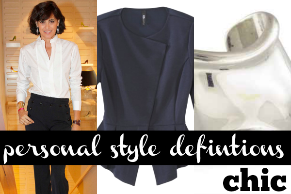 Personal style definitions: What Chic style is