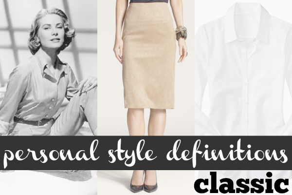 Understanding the Classic personal style-and how to tell whether it's right for you