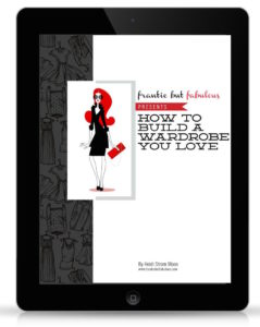 How to Build a Wardrobe You Love