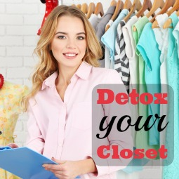 Detox Your Closet and Say Goodbye to Clutter